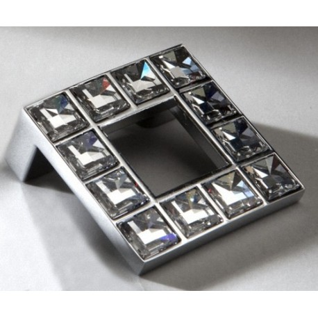 Tirador cristal strass mod 51000cc abre manivelas - Tirador puerta cristal ...