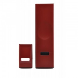 EMBELLECEDOR PERSIANA MOD. BA-005 ROJO MATE