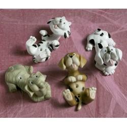 PERCHA ANIMALES MOD.4201