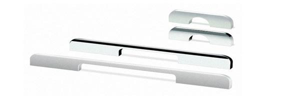 Tiradores para puertas de cocina finest populares zinc - Pomos para puertas de cocina ...