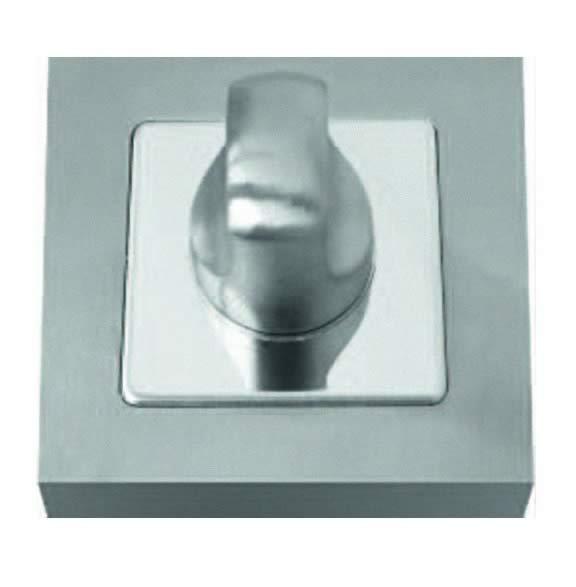 condena y desbloqueo cuadrado eco combi 52 mm acero brillomate