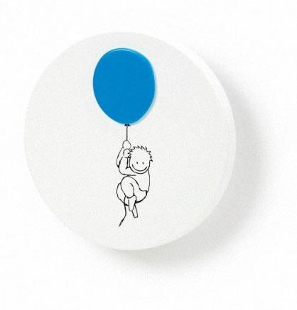 tirador infantil mod 154 globos nino